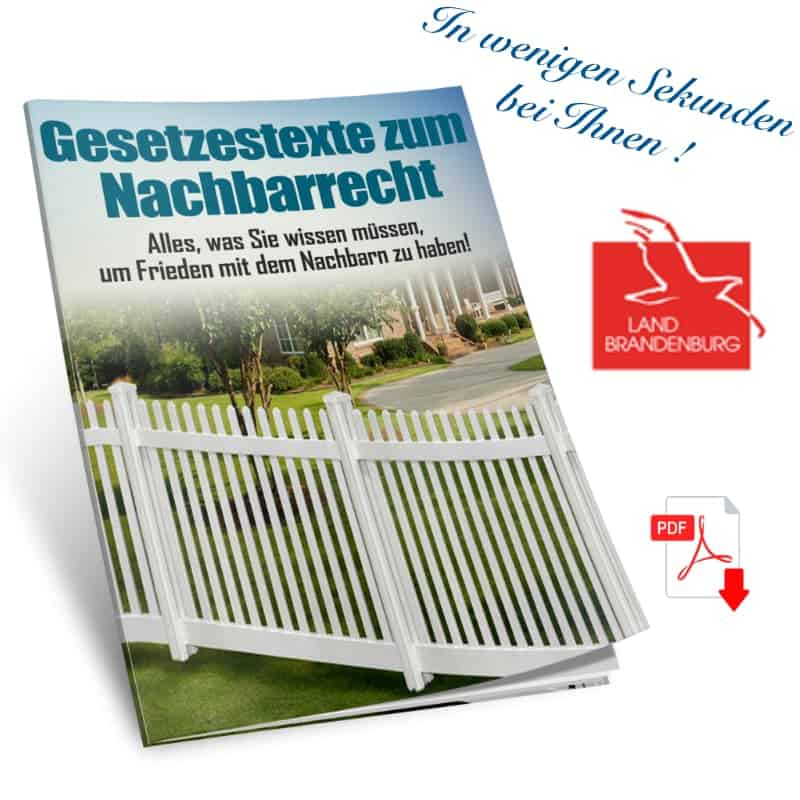 Nachbarschaftsrecht Brandenburg