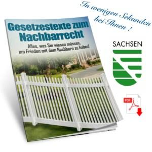 Nachbarschaftsrecht Sachsen