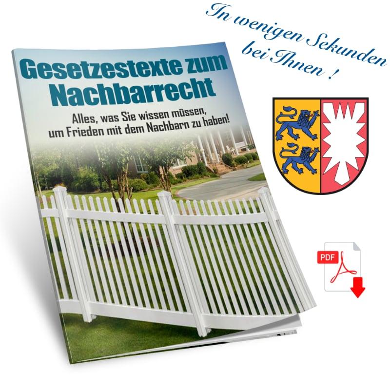 Bäume Fällen Schleswig Holstein 2020