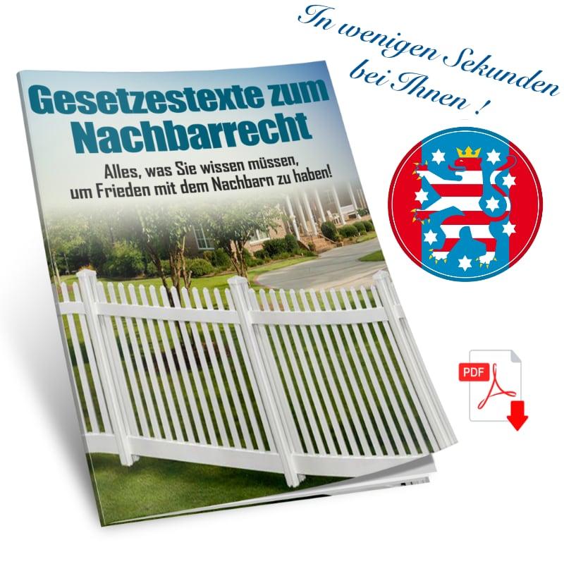Nachbarschaftsrecht Thüringen