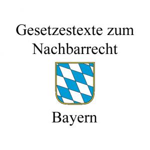 Nachbarrechtsgesetze Der Bundeslander Dezember 2018 Pdf Download